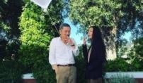 홍상수·김민희, 칸에서 맞담배 포착