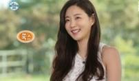 '나 혼자 산다' 김사랑, 극강 미모. 상큼 매력'오~'