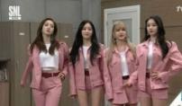'SNL9' 티아라 '왕따' 사건 셀프 디스