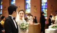 배우 서현진, 5세 연상 의사 결혼식