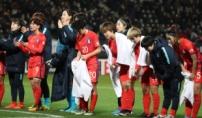 여자축구, 동아시안컵 3전 전패 기록