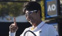 정현, 호주오픈 3라운드 도전..세계 4위와 한판