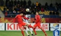 졸전 한국축구, 우즈벡에 1대 4 완패
