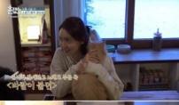 '효리네 민박2' 알바생 윤아의 눈물
