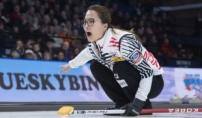 女 컬링 세계선수권 플레이오프行