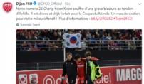 """권창훈 부상…""""월드컵 출전 불가능"""""""