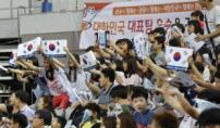 한국 女대표팀, 유럽 강호 스웨덴 '완파'
