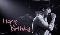 """생일 맞은 김우빈, """"아무 일 없는 듯"""""""