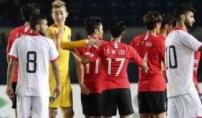 한국, 바레인 6-0 완파…金 레이스 순항