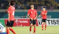 亞게임 축구 말레이시아전 1-2 패 납득