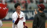 넥센, 한화 꺾고 4년 만의 PO행…안우진, 5.2 이닝 ...