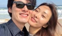 김원중 곽지영 커플, 톱모델간 결혼 사연