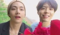 '초특급 콜라보' BTS 뷔×박보검…이유는?