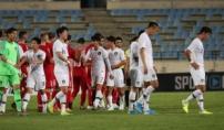 한국, H조 2위로 밀려…북한, 레바논과 0-0