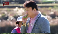 갓을 김치에만 의존하지 말자고 한 이유는?