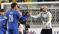 수원, AFC 1차전 고베에 0-1 패배