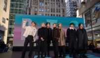 BTS, 영국서 앨범차트 두번째 1위