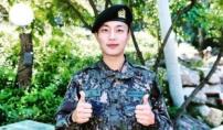 '하이라이트' 윤두준 오늘 만기 전역