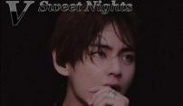 방탄소년단 뷔, 자작곡 'Sweet Night' 93개국 아이...
