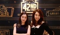 """'브로드웨이42번가' 전수경·오소연 """"뮤지컬은 어..."""