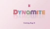 BTS, 신곡 '다이너마이트' 첫 무대는?