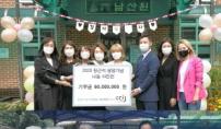 장근석 팬클럽 크리제이, 2억4000만원 사회단체에 기...
