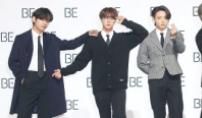 "BTS ""그래미 수상 욕심나…음악 산업계 획기적 사건..."