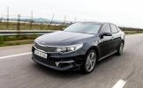 Spacious K5 flaunts virtues of good family sedan