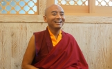 Rinpoche sheds light on happiness in turbulent times