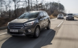 New Ford Kuga SUV good, but not great