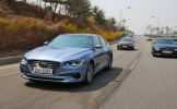 Grandeur Hybrid highlights eco-friendly luxury, but not so speedy