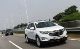 Chevy Equinox family SUV prioritizes stability, safety