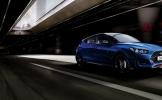 Hyundai's Veloster hatchback offers smart drive