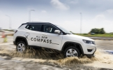 New Jeep Compass apt for adventurous off-road driving