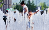 Summer fun in the heart of city