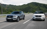 Volvo enters compact SUV market with XC40