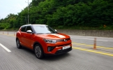 Very New Tivoli runs quieter despite stronger engine