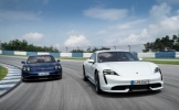 Porsche's first EV Taycan brings best of all worlds