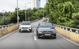 Mercedes-Benz keeps up game in rising compact SUV market