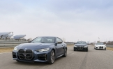 BMW's 4 Series grabs attention with expressive vertical kidney grille