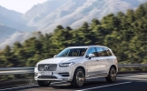Solid family vehicle Volvo XC90 made more eco-friendly with B6 engine
