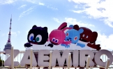 Cartoon street honors nostalgic comics that inspired K-dramas