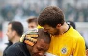 경기내내 인종차별…결국 눈물