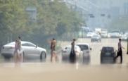 폭염 덮친 일본, 하루에만 11명 목...