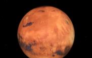 화성 북극 얼음층 있다