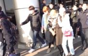 트와이스 지효, 다리 부상