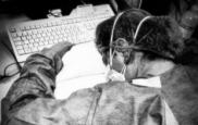 이탈리아 울린 '한장의 흑백사진'