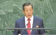 북한, 유엔 연설서 한·미 거명 안...
