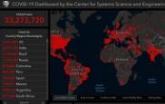 코로나 전세계 사망자 100만명 넘어