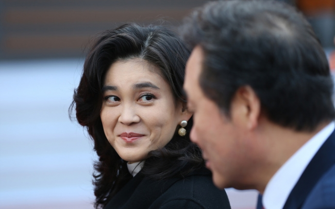 Samsung heiress ordered to pay W9b alimony